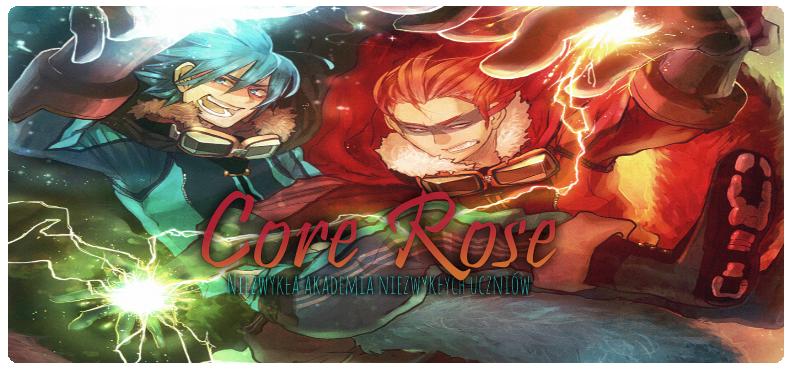 Core Rose Academy Strona Główna
